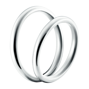 PIACERE Line Marriage Ring