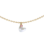 day sweet heart Pendant (red spinel)