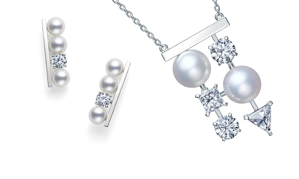 Pearl & Diamond 2015<br>balance diamonds