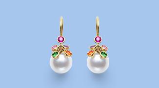 crowned pearl
