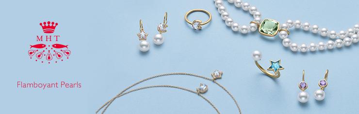 TASAKI by MHT Flamboyant Pearls